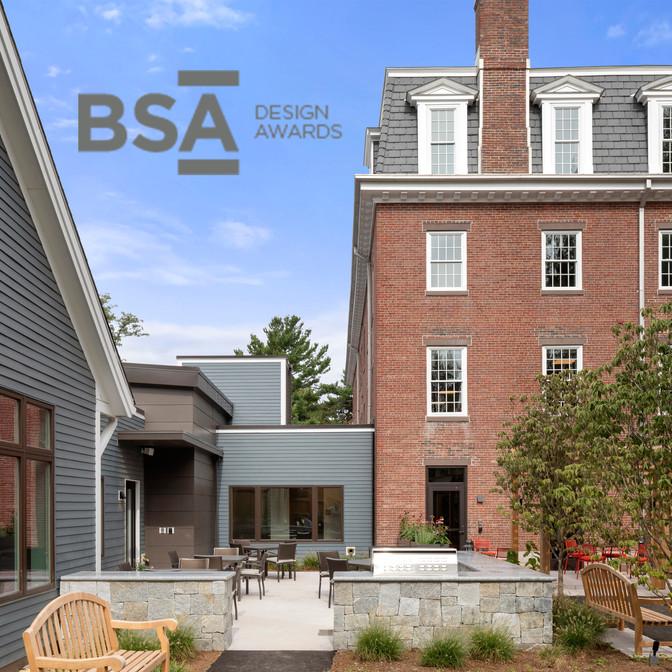 2020 BSA Design Award