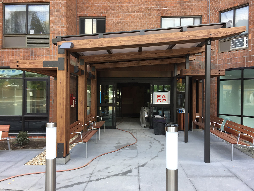 New Entry Canopy