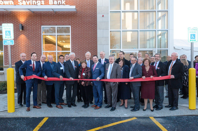 Watertown Savings Bank Grand Opening!