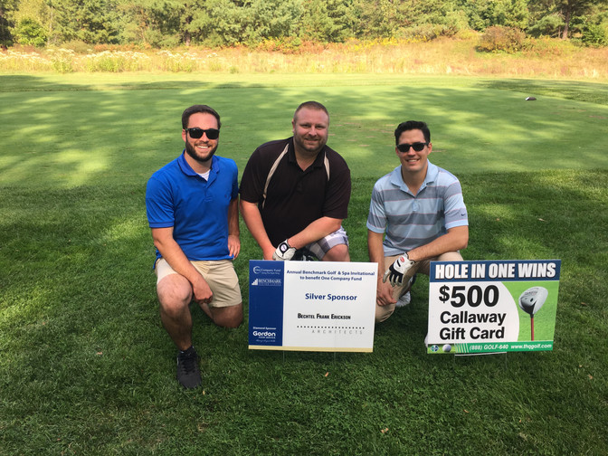 BFE @ Benchmark Golf Outing
