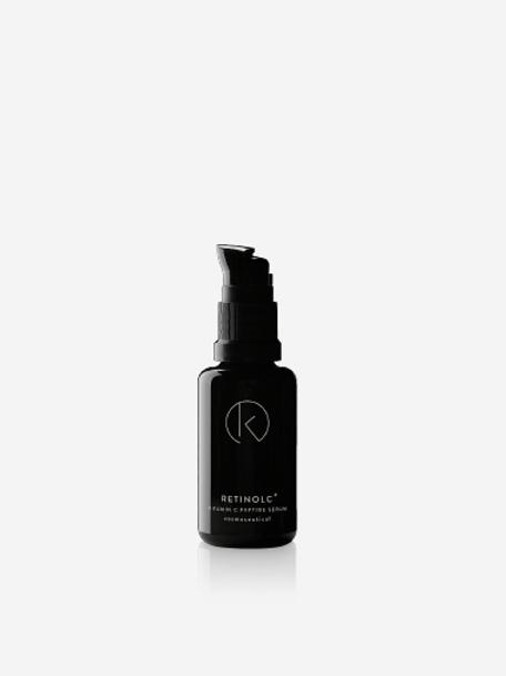 RETINOLC+, Vitamin C Peptide Serum