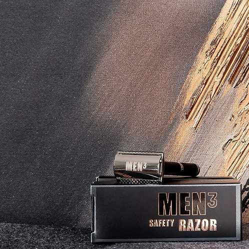 MEN³ Safety Razor