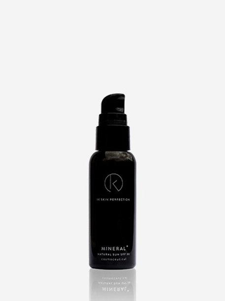 MINERAL+, Facial Sunscreen