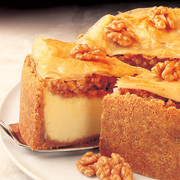 Happy National Baklava Day! Here's a delicious Baklava Cheesecake recipe