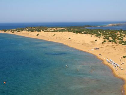 Halikounas beach is one of the most beautiful and pristine beaches on the corfu island