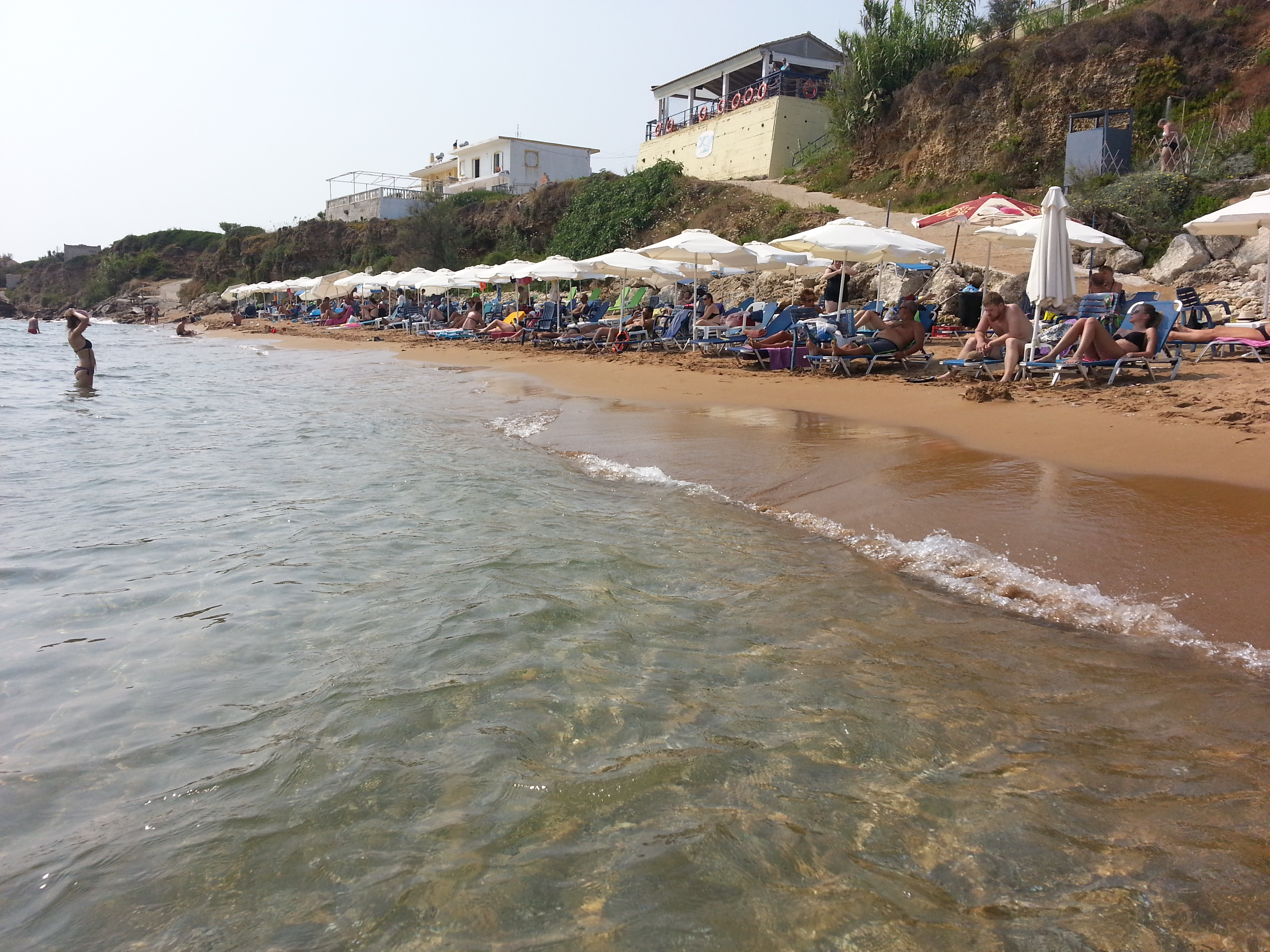 st georgios beach