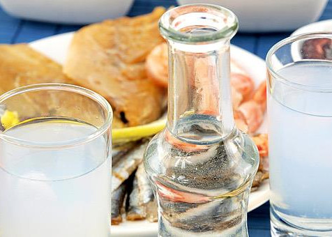 Ouzo – The uplifting Greek Drink!