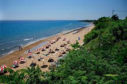 st. georgios beach