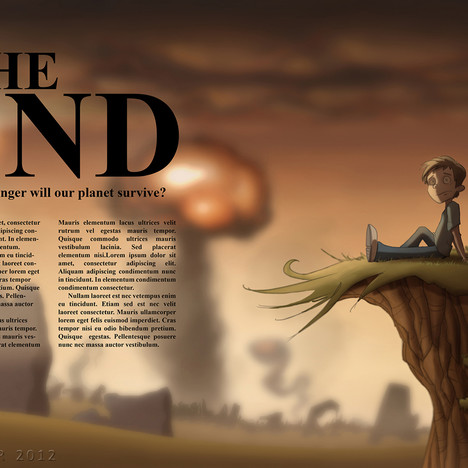 """""""The End"""""""