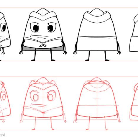 Gumdrop Gauntlet - Goone character sheet