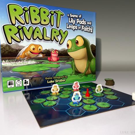 Ribbit Rivalry Full Display