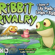 Ribbit Rivalry Box Front