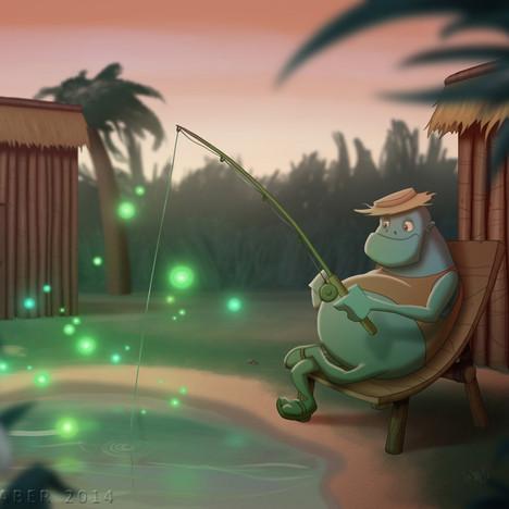 """""""The Fisherthing"""""""