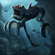 """""""Underwater Creature"""""""