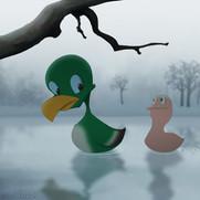 """Gloomy Pond Encounter"""