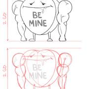 Gumdrop Gauntlet -Valentine Worker character sheet