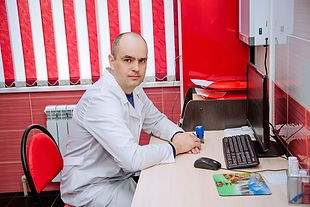 Врач уролог Чубов Роман Васильевич