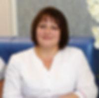 Врач педиатр высшей категории Новомлинова Елена Андреевна