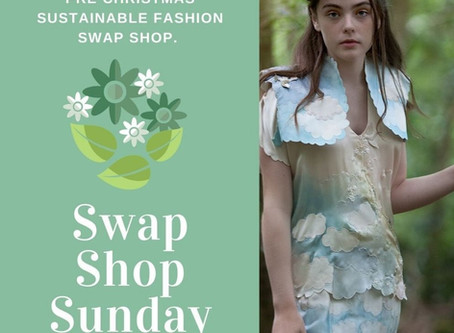 Swap, swap, swap: Our first Sustainable Shop!