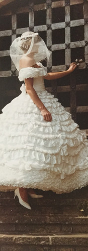 Cindy Gown Wedding Dress