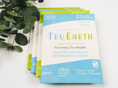 Tru Earth zero waste laundry strips