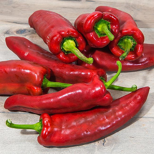 Giant Marconi Pepper Seeds