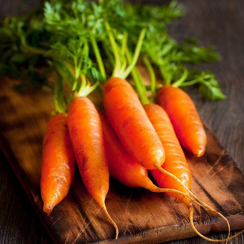 Little Finger Carrot Seeds