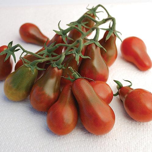 Chocolate Pear Tomato Seeds