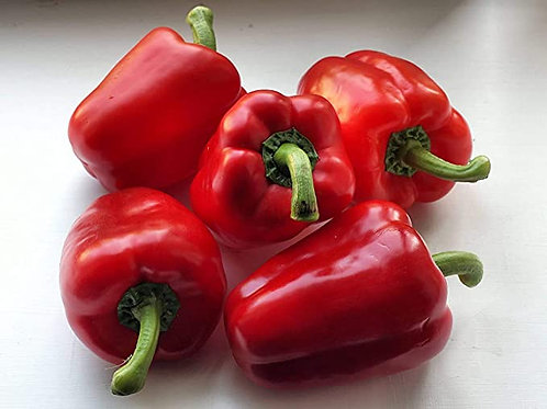 Big Red Pepper Seeds