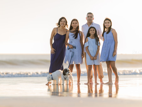 Posing Tips for Your Family Photos