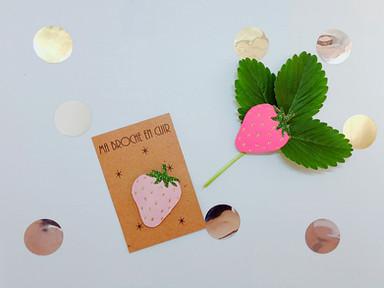 Envie de fraises by Paillettes & Superflu