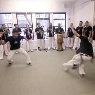 Capoeira NAGO NYC - Batizado 2012.mp4