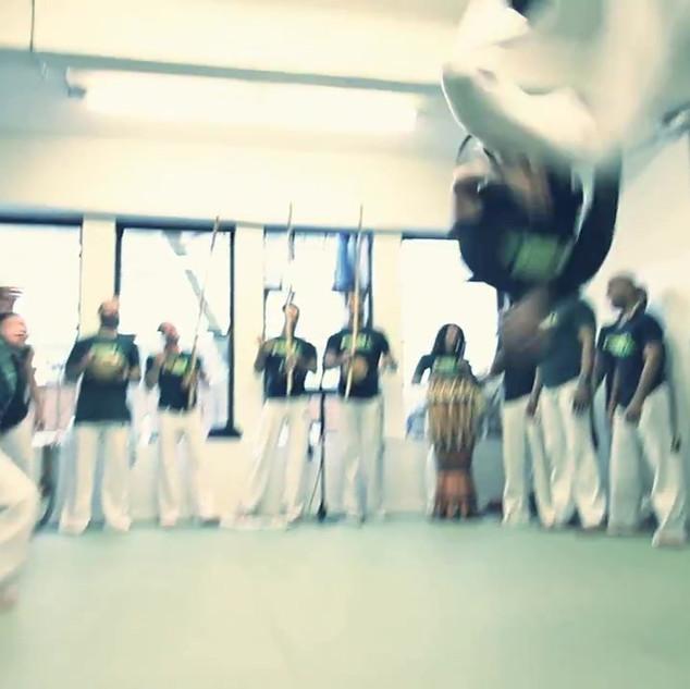 Capoeira NAGO NYC - Batizado 2013.mp4