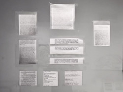 Materia y distancia_textos seleccionados
