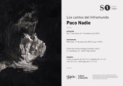 Invitación_digital_de_Los_cantos_del_inframundo_de_paco_Nadie