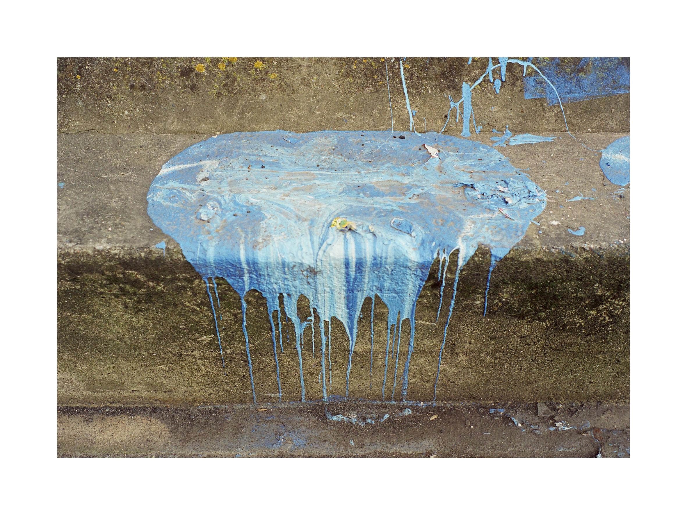 mancha azul 15