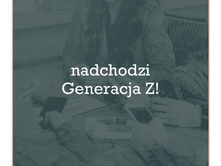 Generacja Z a sektor FMCG i gastronomia