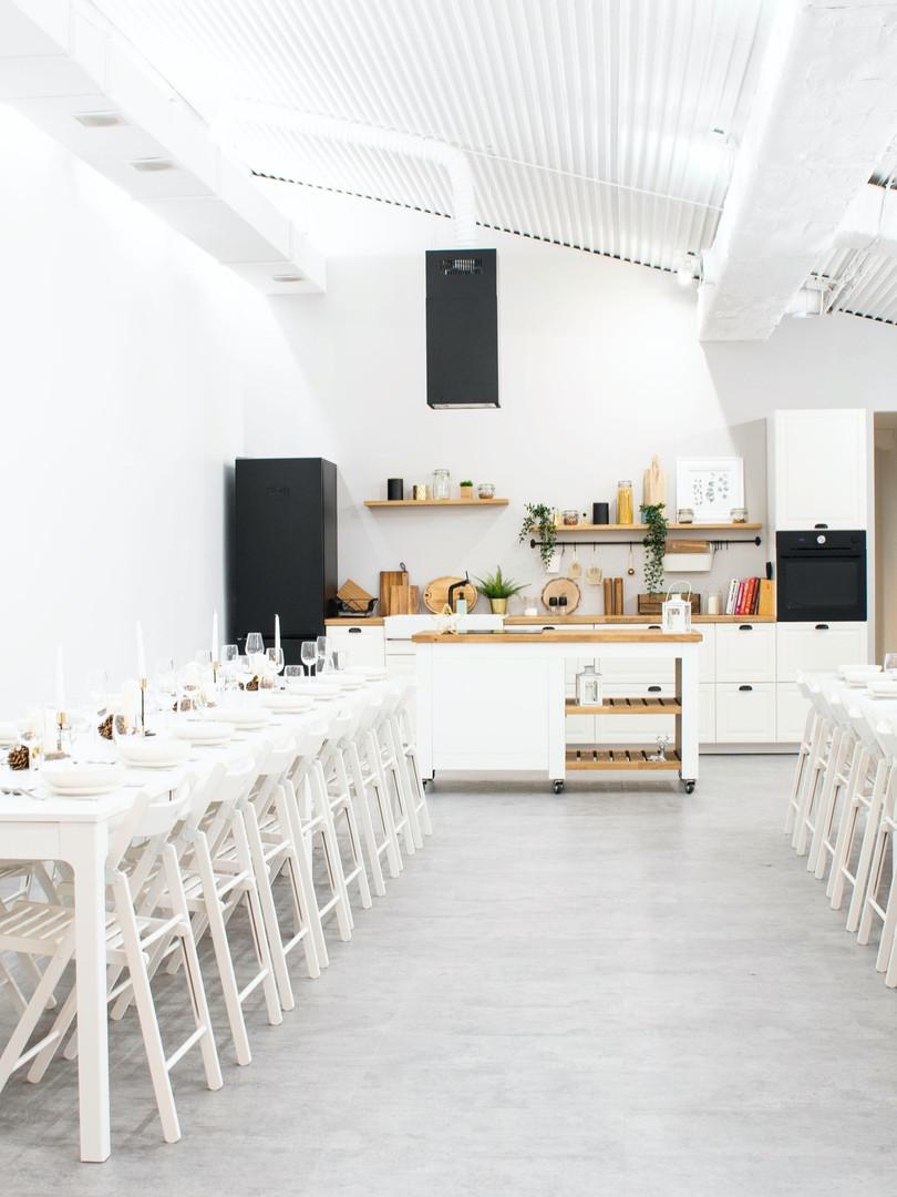 Studio z kuchnią