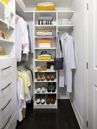 Classic Closet Wardrobe