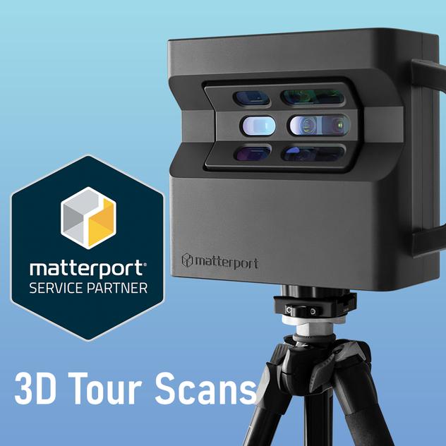 3D Tour Scans
