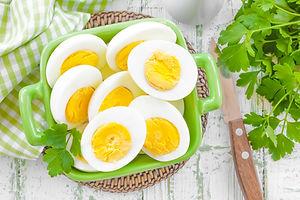 Gekookte Eieren Eggspert