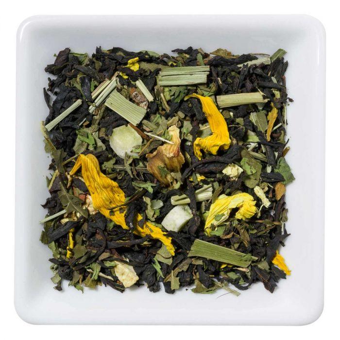 "Ceuterick ""zwarte thee, limoen & munt"""