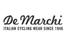 De Marchi. Meer da 70 jaar ervaring in fietskledij. Italiaanse stijl, design en kwaliteit. Wat kan een fietser zich nog meer wensen.