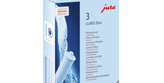 Jura Filter Claris Blue 3pack