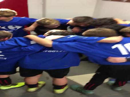 U14 : Victoire contre Ménimur !