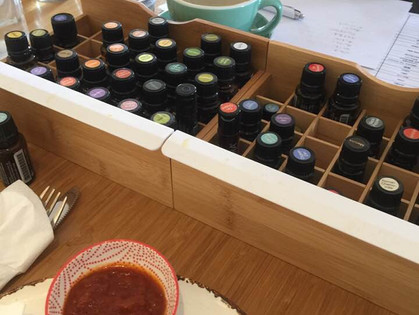 終了しました。ありがとうございます。★1月のアロマお茶会 食べるアロマを知ろう!★ 様々なレシピ大公開!!