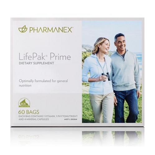 LifePak® Prime SIZE 60 PACKETS