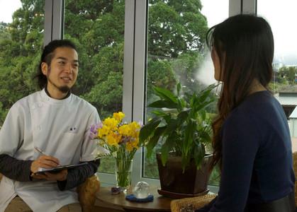 目の前海の贅沢な指圧サロン:  Zen Shiatsu TAKA