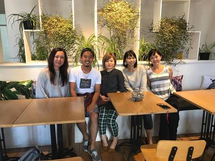 4月10日(火) お茶会レッスン:職場の人間関係を変える方法☆ in Auckland