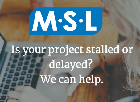 Is your project stalling or delayed?